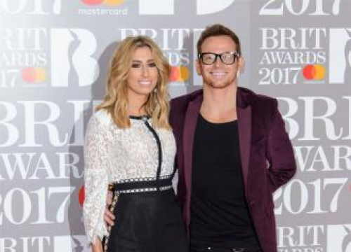 Joe Swash Jokes He 'Nearly Had To Catch' Son As He Was Born