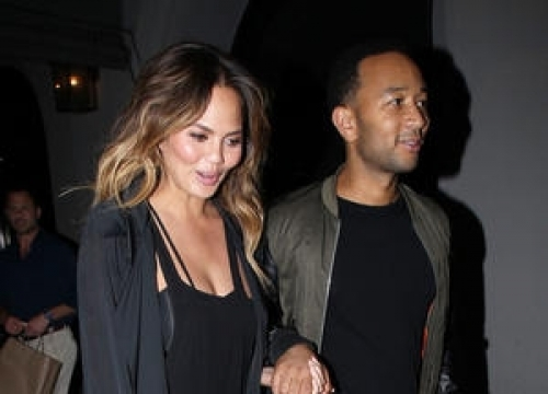 John Legend And Chrissy Teigen 'Exhausted But Over The Moon With Baby Luna'