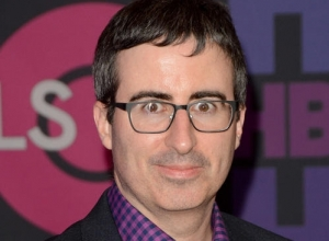 "John Oliver: ""Congratulations on your White Penis"""