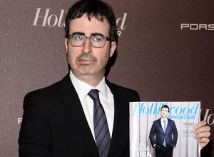 "John Oliver Defends IRS As ""The Anus of the Country"""