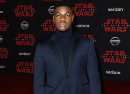 John Boyega's Star Wars Drama
