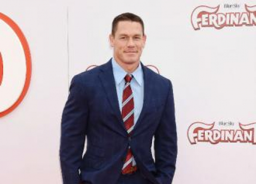 John Cena Isn't Worried About Looking Like An Idiot