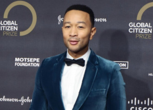 John Legend Inspired To Sing By Church Experience
