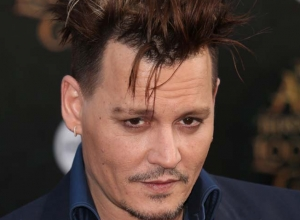 Johnny Depp's Top Five Looks Of 2016 (So Far)
