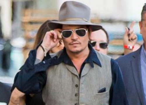 Johnny Depp Gets Depressed After Filming