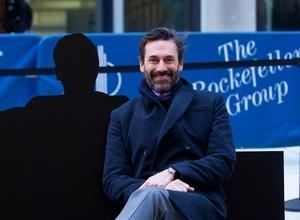Mad Men Bench Erected In New York