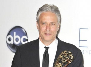 Hitting Where It Hurts: Jon Stewart Appears On Monday Night Raw To Confront WWE Superstar Seth Rollins
