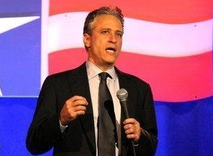 'The Daily Show's' Jon Stewart Is Helping Veterans Get Started In The TV Industry