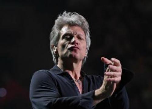Bon Jovi's New Album Centres On 'Life, Love And Loss'