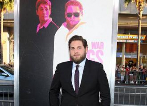 Jonah Hill: My Body Is 'Under Construction'