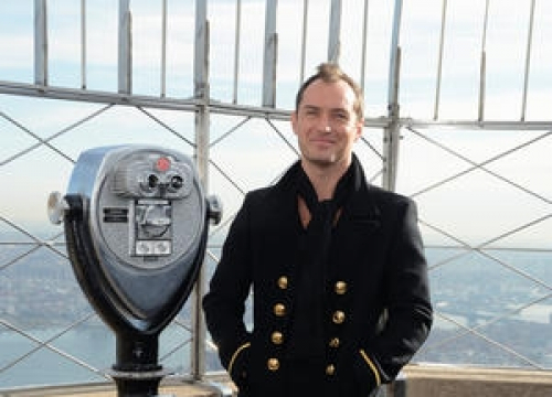 Jude Law Involved In Car Accident