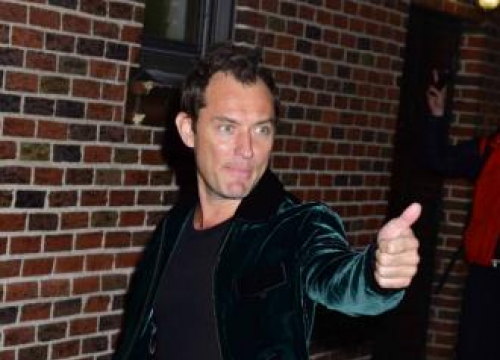Jude Law 'In Talks For Male Lead In Captain Marvel'