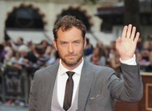 Jude Law becomes dad again
