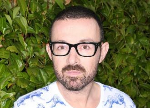 Judge Jules didn't recognise Nick Frost
