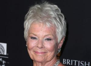 Dame Judi Dench Considering Getting A Tattoo For 80th Birthday