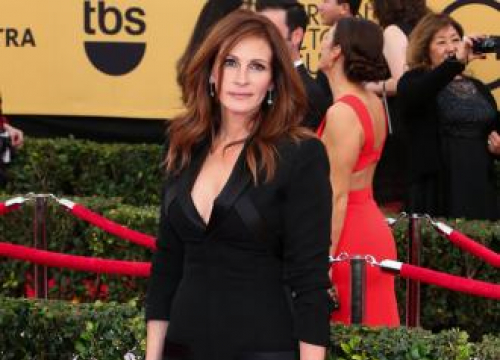Julia Roberts: I Was Spared From Sexual Harassment