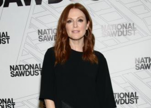 Julianne Moore Feels 'Confident' As A L'oreal Paris Brand Ambassador