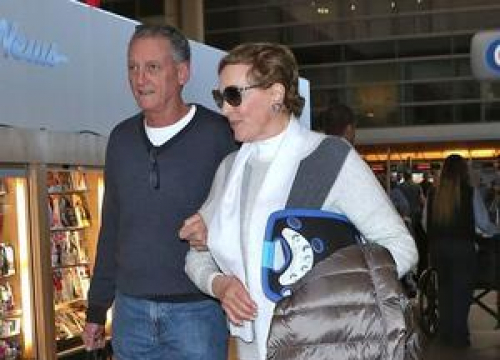 Julie Andrews Gushes Over Lady Gaga