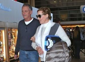 Julie Andrews: 'Gaga Called Me Before Oscars Tribute To Make Sure I Was Ok'