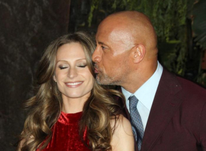 Dwayne Johnson Announces That He's About To Have Another Daughter