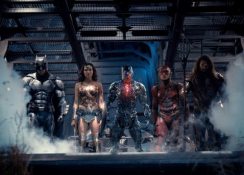 Justice League Screenwriter Wanted Name Removed From 'Vandalised' Movie