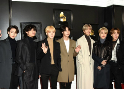 Bts Join Star-studded Bill For Grammys' Music On A Mission Virtual Fundraiser Event