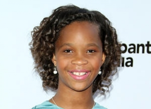 Quvenzhane Wallis Lands Book Deal