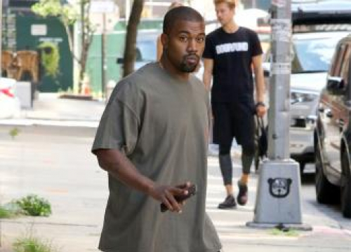 Kanye West 'Getting Back Into His Creative Groove In Wyoming'