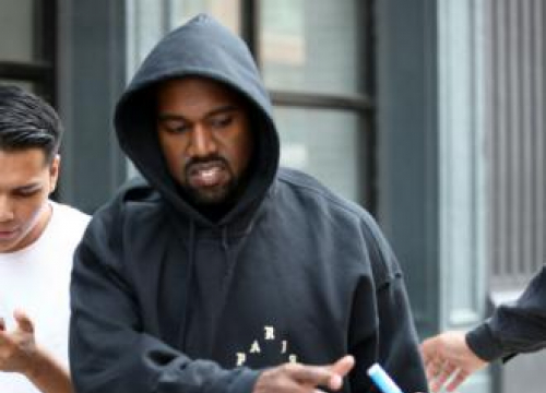 Kanye West Shares Text Chat With John Legend