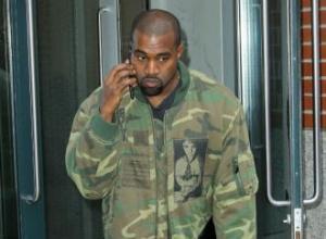 Kanye West taking tips from John Legend