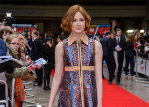 Karen Gillan Relieved To Keep Some Hair For Guardians Of The Galaxy Vol. 2