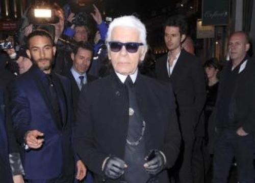 Karl Lagerfeld has 'no ego'