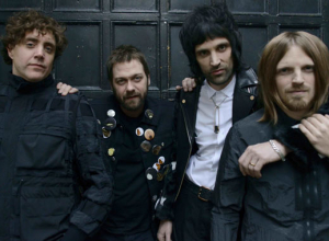 Kasabian - The O2 Forum Kentish Town, London (20.04.2017) Live Review