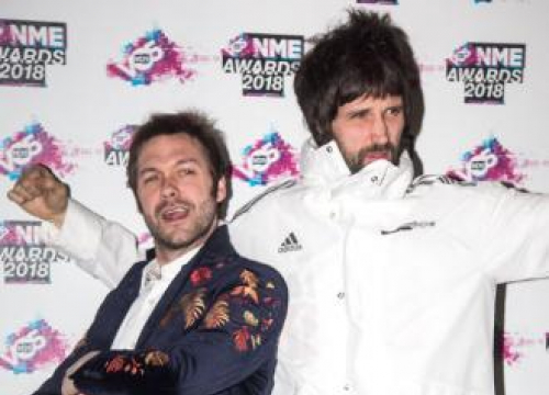 Kasabian: We Wouldn't Be A Band Without Liam Gallagher