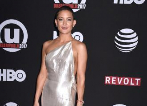 Kate Hudson's Buzz Cut Inspired By Son