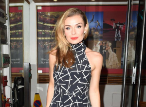 Katherine Jenkins Has Given Birth To A Baby Boy