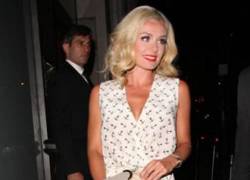 Katherine Jenkins' voice improves with pregnancy