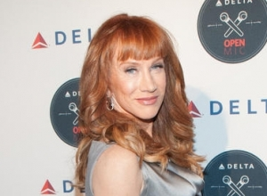 "Kathy Griffin Addresses Rumours, Claims 'Fashion Police' Departure Was Amiable: ""It Just Didn't Work Out"""