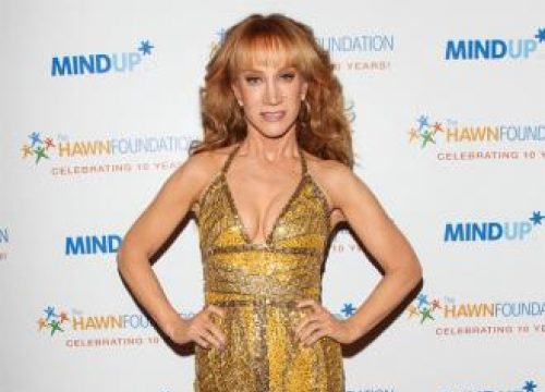 Kathy Griffin upset with Melissa Rivers