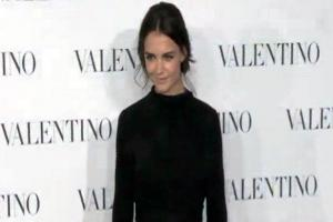 Katie Holmes Understated But Glamorous At Valentino Sala Bianca 945 Launch - Part 4