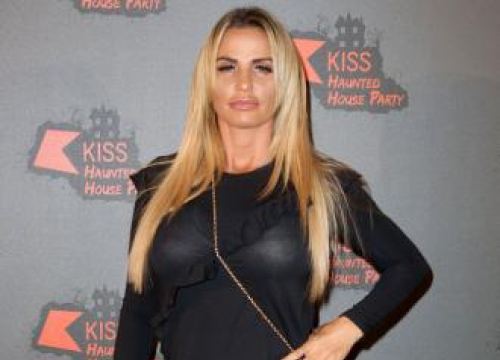 Katie Price Reveals Harvey's Horrifying Injury