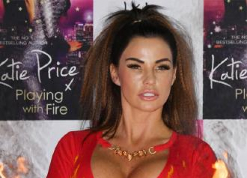 Katie Price Says Chris Hughes' Career Will Suffer Same Fate Of Gareth Gates' If He Continues To Lie