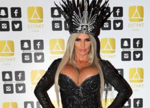 Katie Price: Chris Hughes Is Trying To Make Out I'm Mad