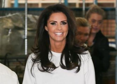 Katie Price: Book Will Be Controversial