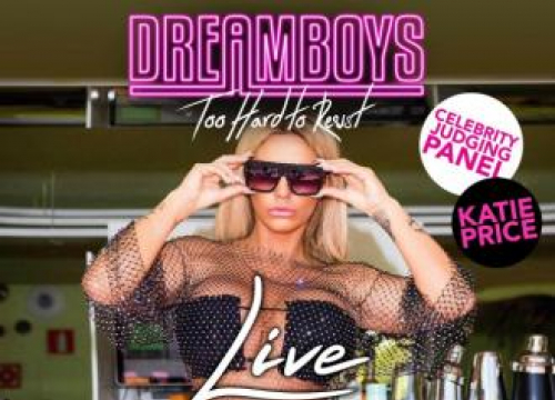 Katie Price Joins Judging Panel For The Dreamboys Auditions