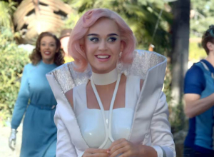 Katy Perry - Chained To The Rhythm ft. Skip Marley Video