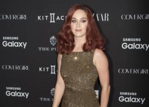 Katy Perry Feels Like Bambi In Eyelash Extensions