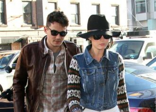 Katy Perry and John Mayer aren't serious