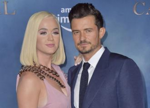 Katy Perry And Orlando Bloom 'ecstatic' To Be Having A Baby Girl