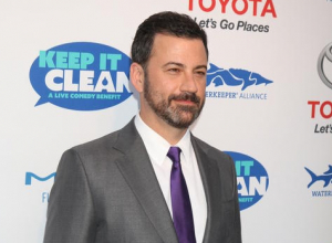 Jimmy Kimmel Is Seriously Considering Hanging Up His Talk Show Hat